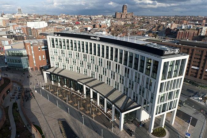 Hilton Hotel Liverpool Rooms Hilton Hotel Liverpool