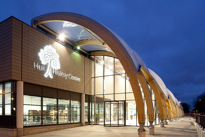 Architectural Photographer Hull History Centre Hull